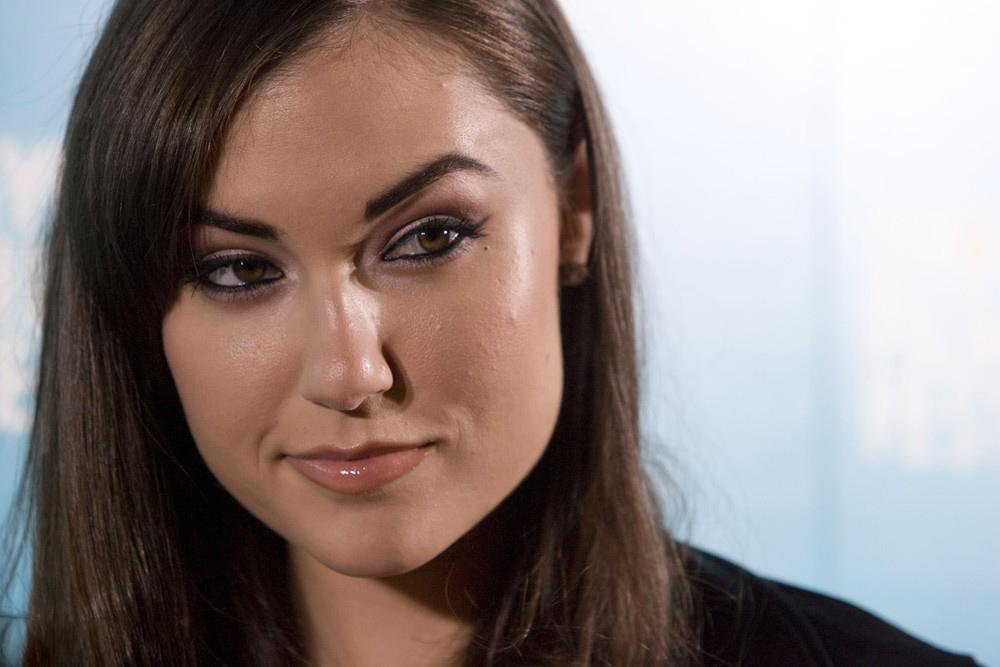 Sasha Grey - była gwiazda porno